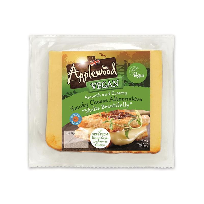 applewood smoky vegan cheese best for melting