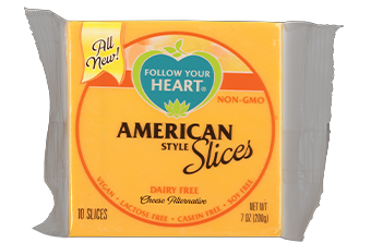 follow your heart american style slices