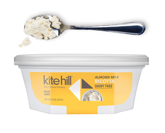 kitehill ricotta vegan cheese