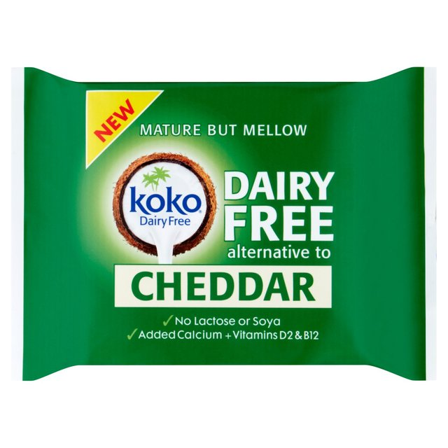 koko dairy free vegan cheese