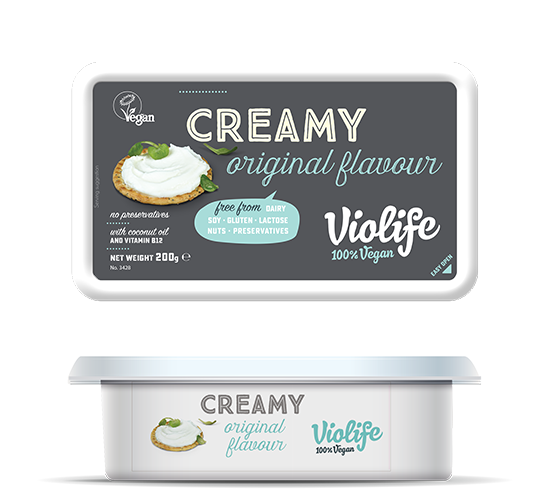violife original vegan cream cheese