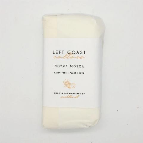Left Coast Culture Nozza Mozza Vegan Cheese