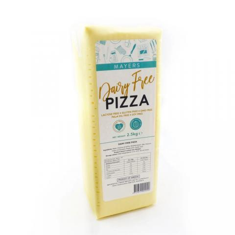 Mayers Dairy Free Vegan Pizza Topping Cheese