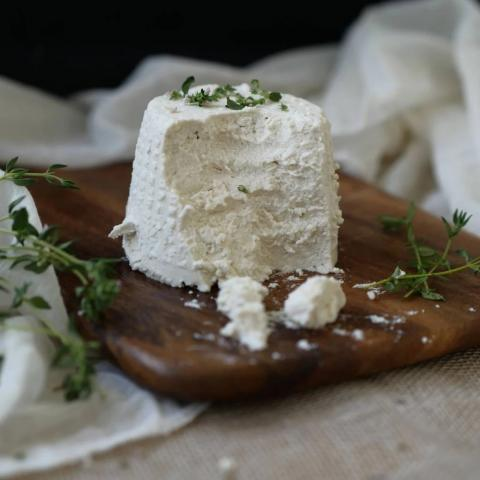 New Roots Nature Ricotta Vegan Cheese