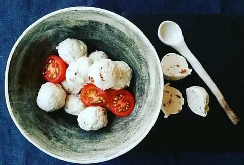 Strictly Roots Baby Bocconcini Style Vegan Cheese