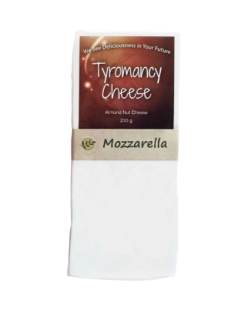 Tyromancy Mozzarella Vegan Cheese