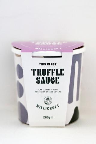 Willicroft Vegan Cheese This is Not Truffle Sauce