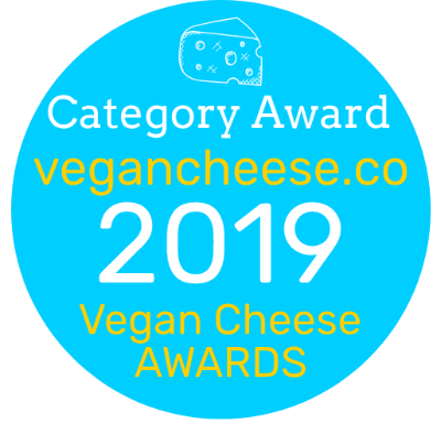 2019 vegan cheese awards