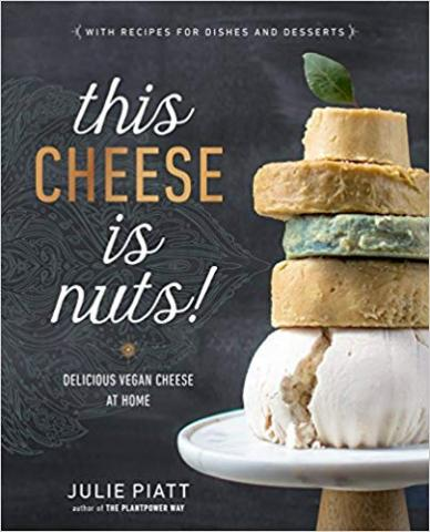 the best vegan cheese cookbooks