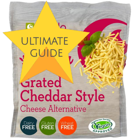 ultimate guide to vegan cheddar cheese