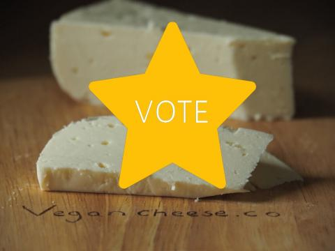 Vote For The Best Plant Based and Vegan Cheeses of 2020