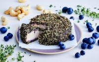 Happy Cheeze Matured Blueberry Thyme Vegan Cheese