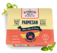 Alternative Dairy Co Hard Italian Vegan Cheese