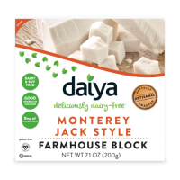 Daiya Medium Monterey Jack Style Vegan Cheese Block