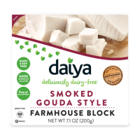 Daiya Smoked Gouda Vegan Cheese Farmhouse Block