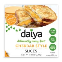 Daiya Cheddar Style Vegan Cheese Slices