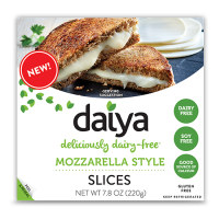 Daiya Mozzarella Style Vegan Cheese Slices