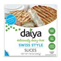 Daiya Swiss Style Vegan Cheese Slices