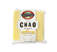 Field Roast Creamy Original Chao Vegan Cheese Slices