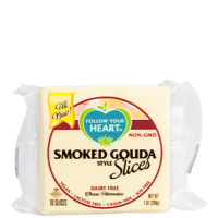 Follow Your Heart Smoked Gouda Vegan Cheese Slices