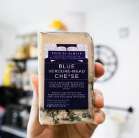 Food By Sumear Blue Roqueforti Verdure Vegan Cheese