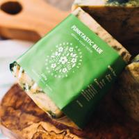 Green Goddess Fromagerie Funktastic Blue Vegan Cheese