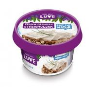 Made with Luve Fresh Creamy Spread Bliss Vegan Cream Cheese