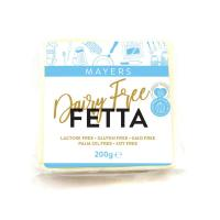 Mayers Dairy Free Vegan Fetta Cheese