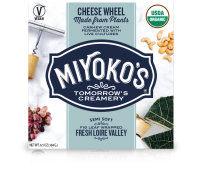 Miyoko's Fresh Loire Valley Vegan Cheese Wheel