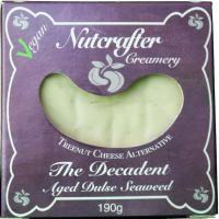 Nutcrafter Creamery The Decadent Aged Dulse Vegan Cheese