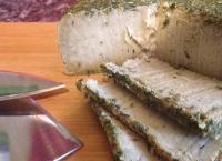 Pips Onion & Chive Aged Vegan Nut Cheese Block