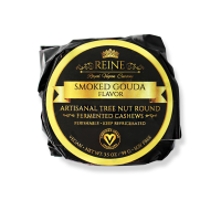 Reine Royal Vegan Cuisine Smoked Gouda Flavour Cheese Round