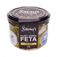 Savour Casheta Plant Based Vegan Feta Cheese