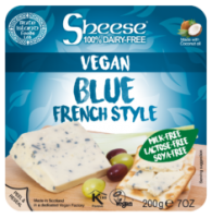 Sheese Blue French Style Vegan Cheese Wedge