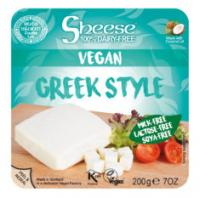 Sheese Greek Style Vegan Cheese