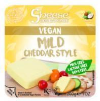 Sheese Mild Cheddar Style Vegan Cheese