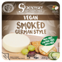 Sheese Smoked German Style Vegan Cheese