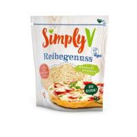 Simply V Mozzarella Alternative Grated Vegan Cheese