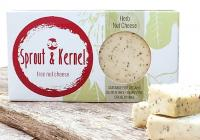 Sprout & Kernel Herb Nut Vegan Cheese