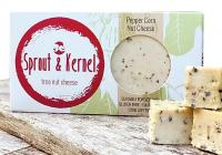 Sprout & Kernel Pepper Corn Nut Vegan Cheese