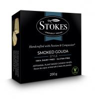 Stokes Smoked Gouda Vegan Cheese