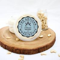 The Artisan Wheelhouse Classic Cashew Based Vegan Cheese