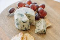 The Frauxmagerie Botanic True Blue Vegan Cheese