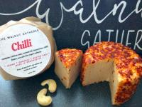 The Walnut Gatherer Chilli Vegan Cheese
