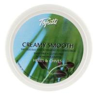 Tofutti Creamy Smooth, Herbs & Chives Vegan Cream Cheese