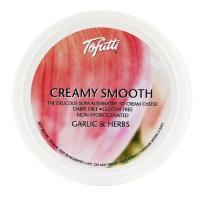 Tofutti Creamy Smooth Roasted Red Pepper & Garlic Vegan Cream Cheese