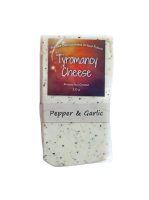 Tyromancy Pepper & Garlic Havarti Vegan Cheese