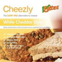 VBites White Cheddar Style Cheezly Cheese Block