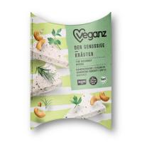 Veganz Organic The Gourmet Herbs Vegan Cheese