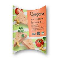 Veganz Organic The Gourmet Mediterranean Vegan Cheese